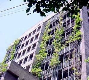 Photo 10 – Montolin Building, Cristián Fernández Cox, 1980