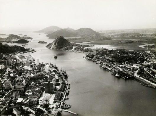 Centro de Vitória, 1960<br />Foto divulgação  [Instituto Jones dos Santos Neves]
