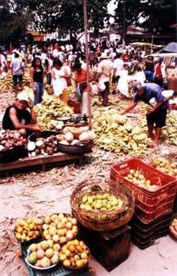 Frutas e verduras na Feira da Prata<br />Foto Mariana Dias Vieira