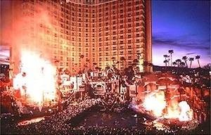 Treasure Island Hotel Casino, Las Vegas