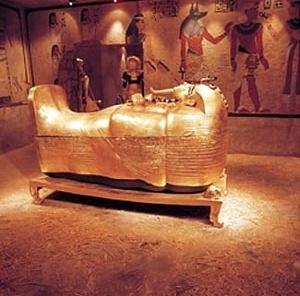 Luxor Hotel Casino, King Tut Museum, Las Vegas