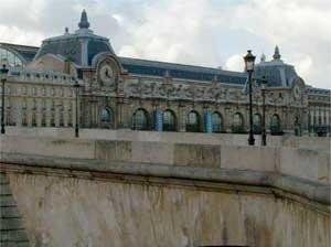 Gare d'Orsay, Paris, 1900