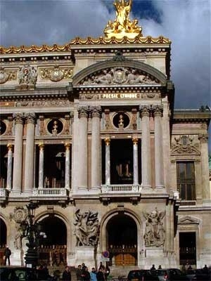 Ópera de Garnier, Paris