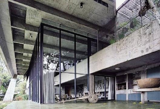 Residência do Arquiteto. São Paulo, 1971-1978 [Arquivo Hans Broos]