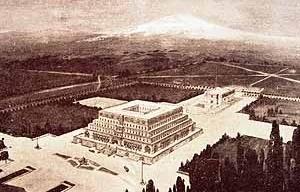 11. Carlos M. Castillo. Proyecto Gran Hotel Pro-Turismo (1938). México D.F.
