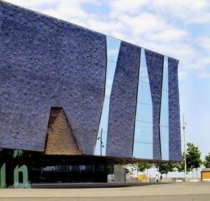 Edificio do Fórum, Diagonal Mar, Barcelona. Arquitetos Herzog & de Meuron