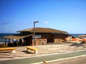Barraca Céu e Mar, praia de Patamares - Salvador, BA [Foto do autor]