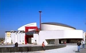 Cidade da Música, arquiteto Christian de Portzamparc (série grandes obras). <br />Foto Nicolas Borel.  [Óculum, nº 9]