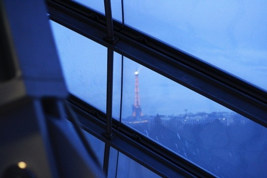 Vista para Torre Eiffel<br />Foto Lutero Pröscholdt/Milene Migliano
