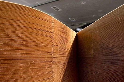 """""""O outro, o mesmo"""", terreiro da 29ª Bienal de Arte de São Paulo, 2011. Arquiteto Carlos Teixeira"""
