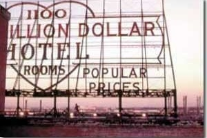 Hotel de um milhão de dólares, filme de Wim Wenders, 2000