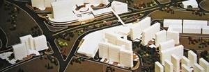Plano inicial de reurbanização estação Conceição