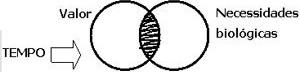 Esquema gráfico sobre o conceito de Lugar segundo Tuan (1983)<br />Elaboração do Autor
