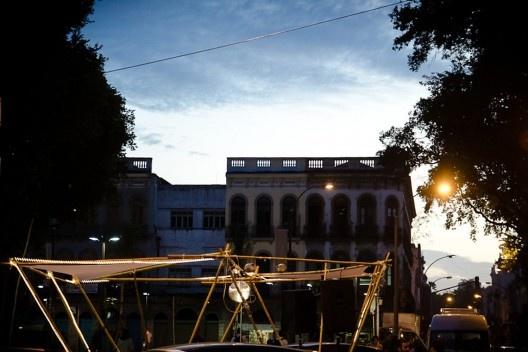 Intervenção Parking Day<br />foto Stefano Aguiar e Wagner Pinheiro  [divulgação]