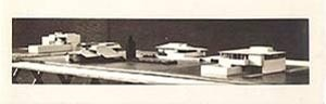 Broadacre City, modelos para residências [www.steinerag.com/flw/Artifact%20Pages/PhBroadacre.htm]