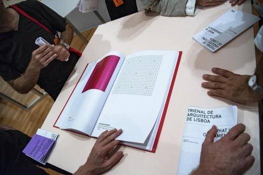 Trienal de Arquitetura de Lisboa 2019 - poética da razão<br />Foto Hugo David