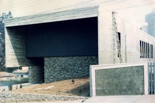 Figura 22 – Vilanova Artigas, Casa Martirani, São Paulo, 1969 [ARTIGAS, Rosa et alli (org)]