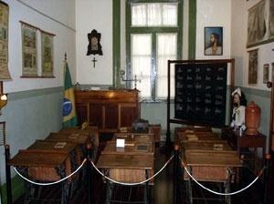 Secretaria de Estado da Educação. Interior