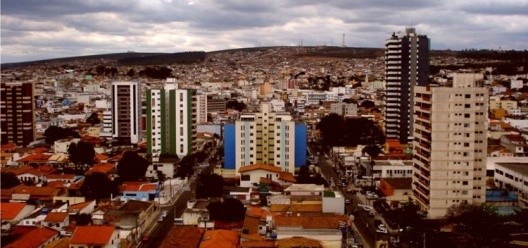 Vitória da Conquista Bahia fonte: www.vitruvius.com.br