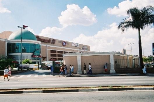 Shopping ABC Plaza [Acervo da autora, 2003]