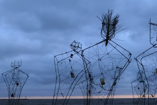 Memorial aos migrantes