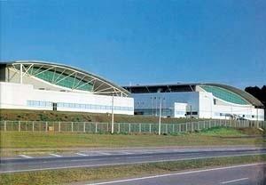 Fábrica Valeo em Campinas, SP – Projeto de S. Davis, DBB, 1999