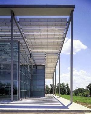 Escritórios daValeo, Detroit - Projeto de S. Davis, DBB, 1998