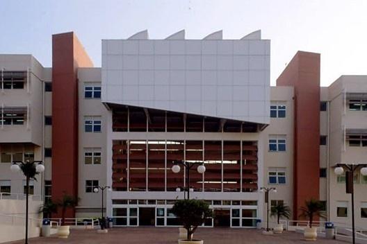 Universidade do Grande ABC, Santo André SP, 1997. Arquiteto Affonso Risi<br />Foto divulgaçãoUniversidade do Grande ABC, Santo André SP, 1997. Arquiteto Affonso Risi