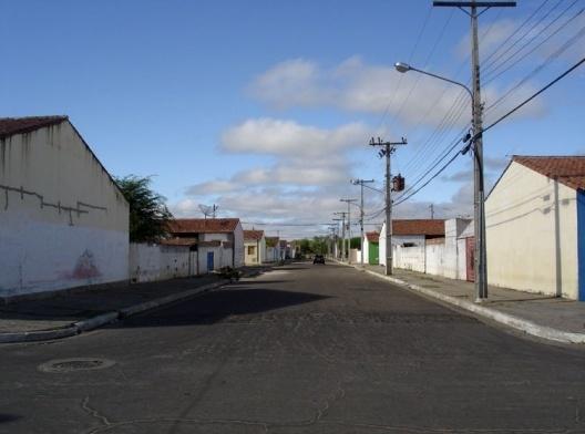 Ruas N-S praticamente sem modificações