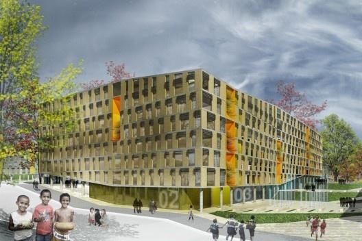 Concurso Público Nacional de Arquitetura para Novas Tipologias de Habitação de Interesse Social Sustentáveis