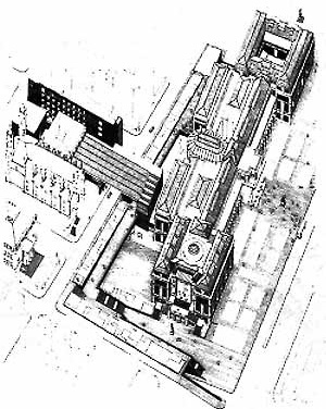 Museo del Prado, propuesta de Rafael Moneo