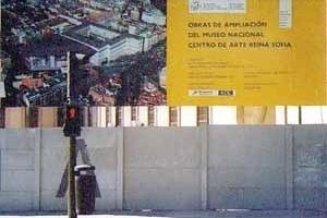 Ampliación del Museo Reina Sofía, obras, arquiteto Jean Nouvel
