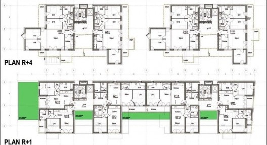 Charming Social Housing Plans Contemporary Exterior ideas 3D – Social Housing Plans
