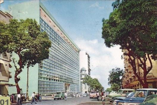 Postal do Banco do Brasil<br />Imagem divulgação  [Acervo de José Maria Abreu]