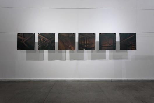 """Exposição """"Outros Territórios"""", curadoria e projeto expográfico Vazio S/A. Viaduto das Artes, Belo Horizonte, abr. 2019/ jun. 2019<br />Foto Eduardo Eckenfels"""
