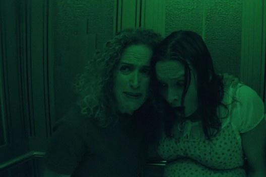 Cena do filme <i>O elevador da morte</i>, de Dick Maas<br />Foto divulgação