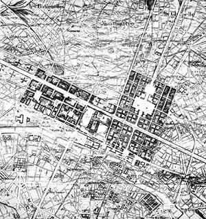 Le Corbusier, Plano Voison, Paris, 1925 [LE CORBUSIER. Oeuvre complète 1910 – 1929. Zurich, Artemis, 1995]