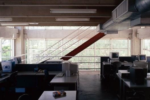 A agência de propaganda DPTO, São Paulo<br />Foto Nelson Kon
