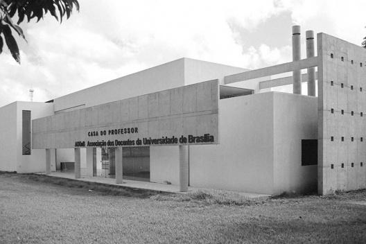 Casa do Professor da UnB