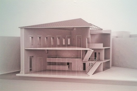 """Exposição """"Lina Bo Bardi na Linha do Tempo"""", Casa Olodum, 1988-1989, curadoria de Zeuler Lima<br />Foto Abilio Guerra"""
