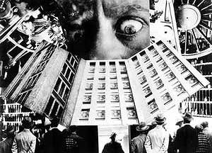 A caleidoscópica capital alemã do city film Berlim: sinfonia de uma cidade (Berlin, die Sinfonie der Grobstadt, Alemanha, 1927)