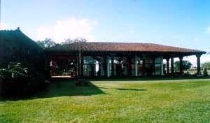 Museu visto da Praça