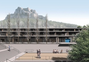 Centro Escolar de Enseñanza Secundaria, Morella, España