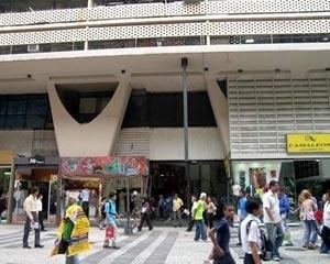 Figura 16 – vista do acesso à Galeria pela Rua Barão de Itapetininga