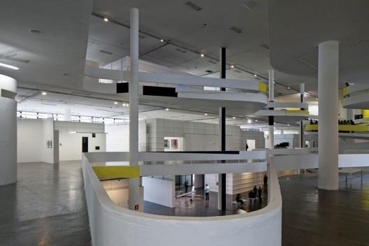 30ª Bienal de Arte de São Paulo. Arquitetura: Metro<br />Foto Leonardo Finotti