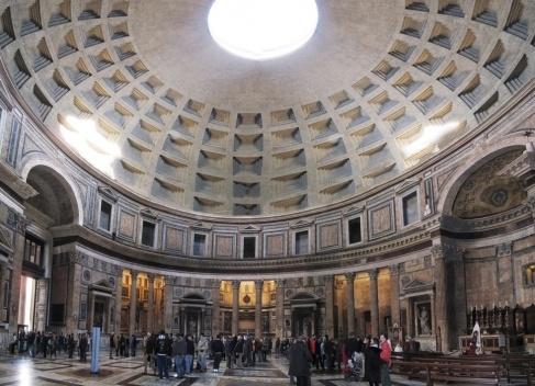 Pantheón, Roma<br />Foto Victor Hugo Mori