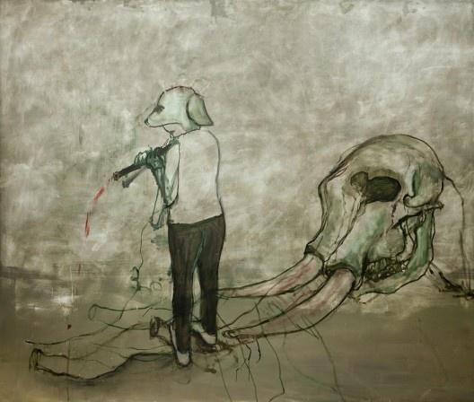 """Exposição """"Corpo em muda"""", de Eduardo Berliner<br />Foto divulgação"""
