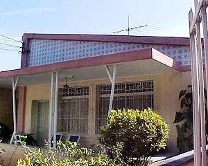 Popularização da arquitetura moderna. Bairro Barreiro, Belo Horizonte