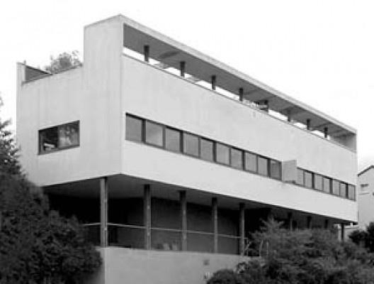 Casa em Stuttgart. Le Corbusier, 1927. Fonte: LE CORBUSIER e JEANNERET, Pierre. Oeuvre Complète – 1910-1929