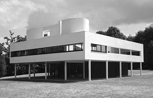 Villa Savoye, Poissy. Le Corbusier, 1929